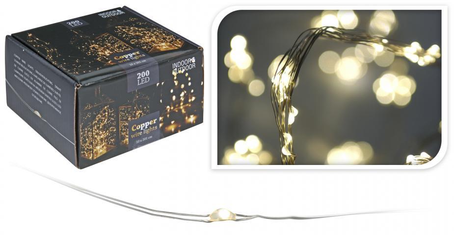 Светлинна верига 200 LED