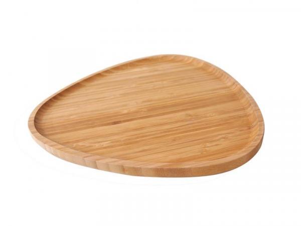Бамбукова табла, триъгълна