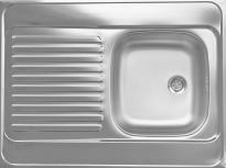 Кухненска мивка R - ES 8x6