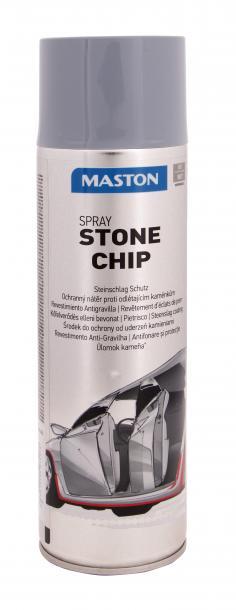 Автоспрей за защита от камъни Maston 0.5л, сив
