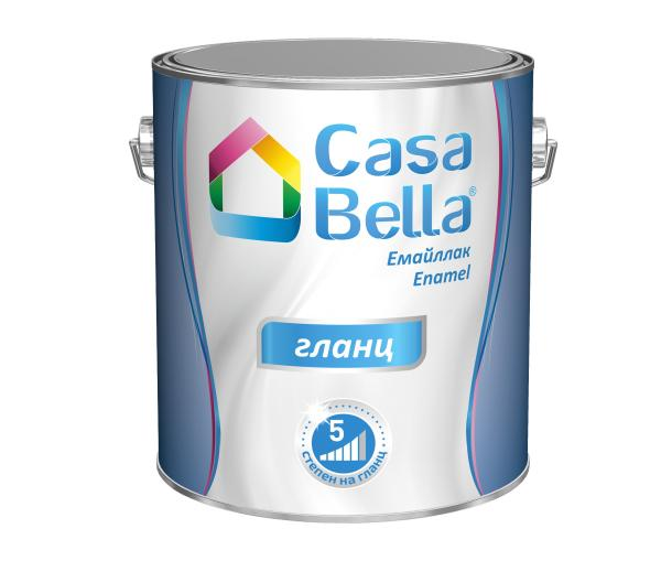 Емайллак Casa Bella  2.5 л, RAL 5015