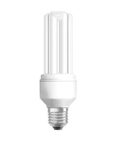 Енергоспестяваща крушка стик 20W Е27,топла св.,стик