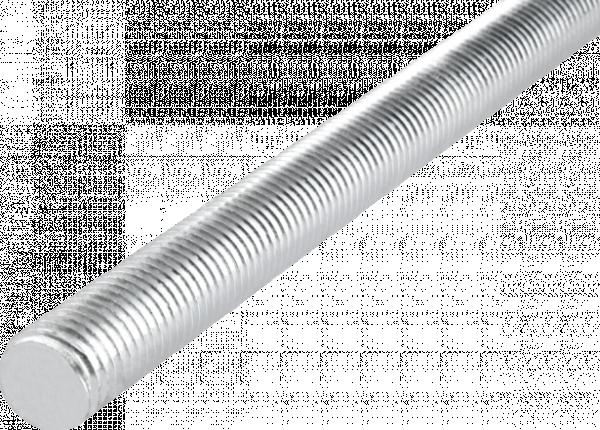 Шпилка 1000мм DIN 975 /4,8/ М14 поцинкована