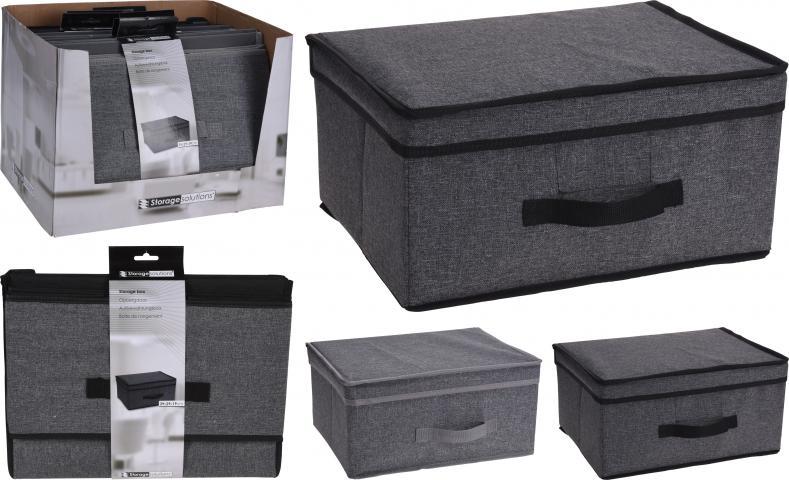 Кутия за съхранение 2 цвята