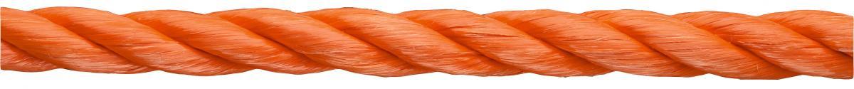 Въже 8мм оранжево