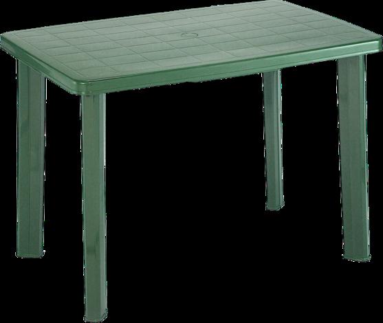 Маса Faretto 100х70 см зелена