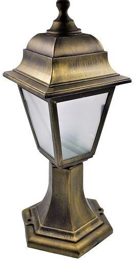 Градинска лампа стълб Бари h= 40 cm