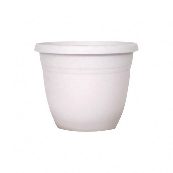 Саксия Версаче ф32 см,бяла