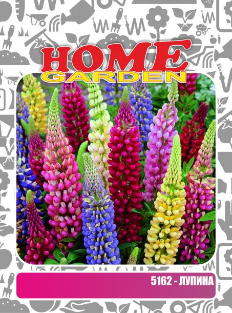 Семена за цветя HomeGarden ЛУПИНА МИКС