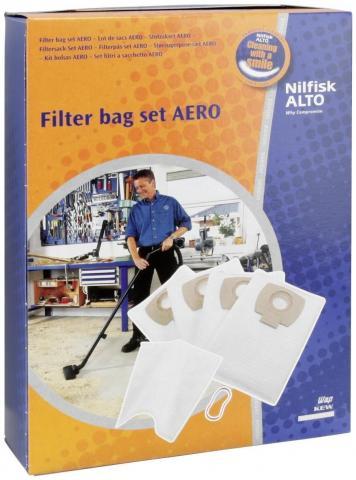 Торбички за прахосмукачка Aero 21-01