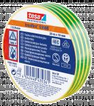 Изолирбанд Tesa 20м х 19мм, жълтозелен