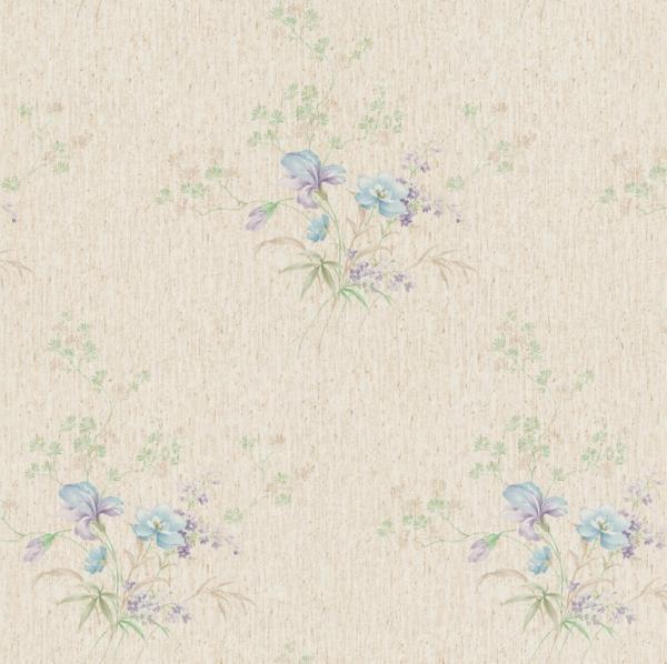Тапет Сини цветя Ирис
