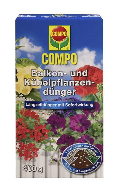 COMPO Тор за наторяване на балконски растения 400 g