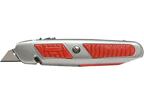 Нож макетен 18мм трапец MTX MASTER