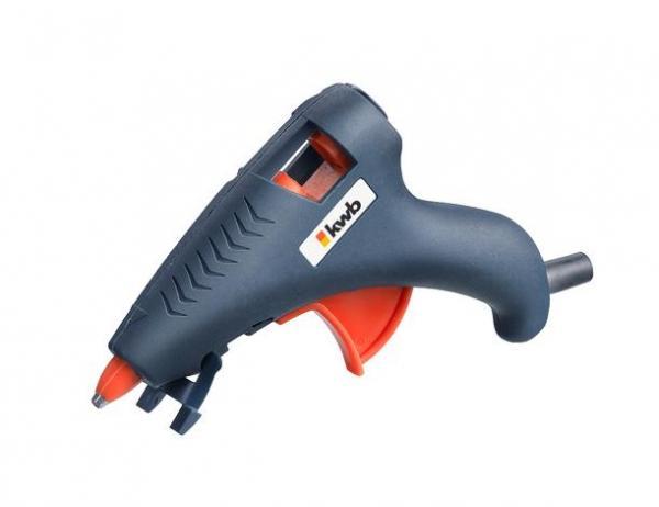 Пистолет за горещо лепене KWB FL005