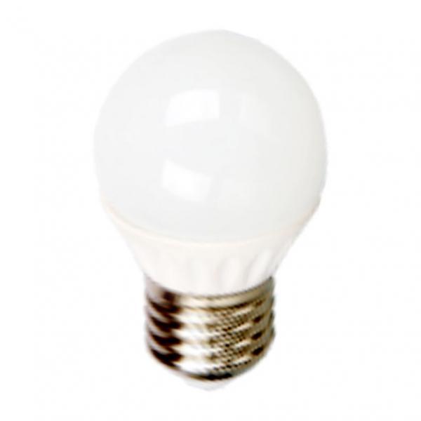 LED лампа E27 4W G45 Epistar chip 3000K