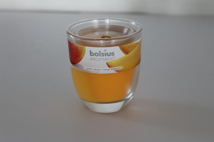 Ароматна свещ в чаша Манго
