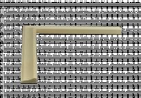 Покриваща лайсна 2 см х 0.8 см Х от чам