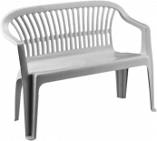 Пластмасова пейка DIVA