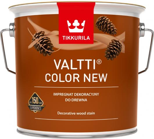 Масло за дърво VALTTI COLOR NEW 0.9л