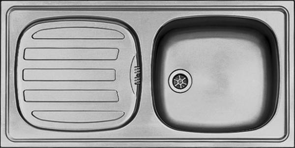 Кухненска мивка Лукс