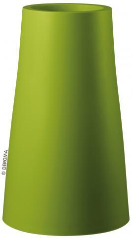 Саксия Реверсо Кръгла ф39 см, зелена 3