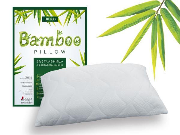 Възглавница Бамбук 50х70 см