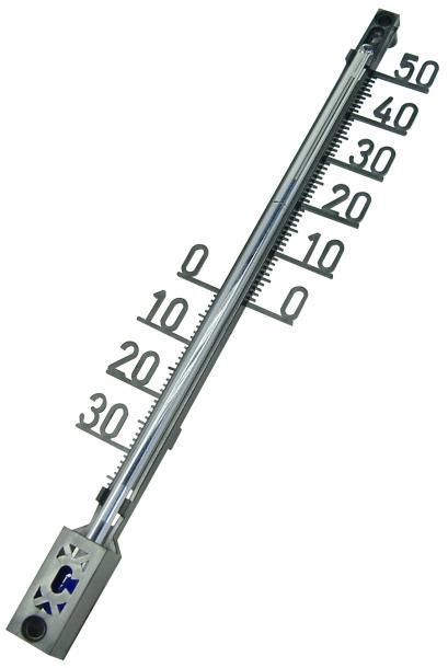 Стаен термометър, пластмаса 1 6см