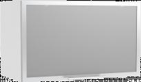Трейси Шкаф горен R1 витрина 60х36x34 см, бял