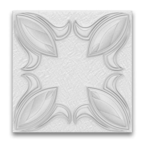 XPS Таванна плоча лале сиво