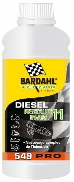 Препарат за горивната система BARDAHL дизел 1л