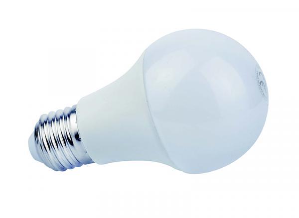 LED крушка E27 7.7W A60 6400K 732lm