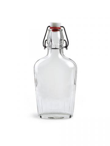 Плоска бутилка-0.25л