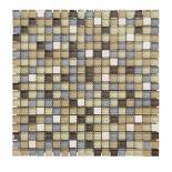 Стъклено-каменна мозайка светлобеж