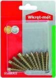 Дюбел метален за газобетон BKMG-8х60