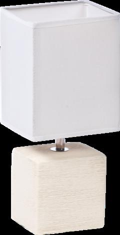 Настолна лампа Orlando 1хЕ14 40W крем