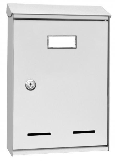 Пощенска кутия NANO бяла