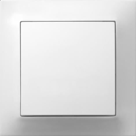 Impresia Единичен ключ бял