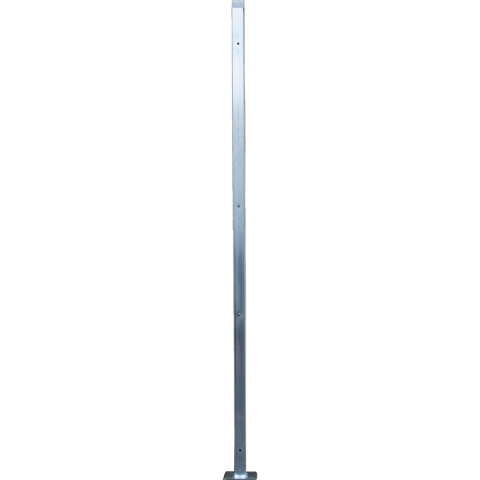 Ограден кол цинк 100 см