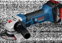 Акумулаторен ъглошлайф Bosch GWS 18-125 V-LI
