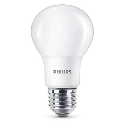LED крушка 8-60W A60 E27 CW FR ND