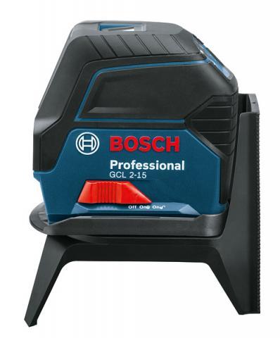 Комбиниран лазерен нивелир GCL 2-15 Bosch Blue