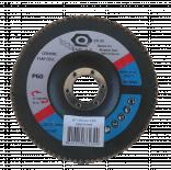 Абразивен ламелен диск 125х22мм кер.зърно 60