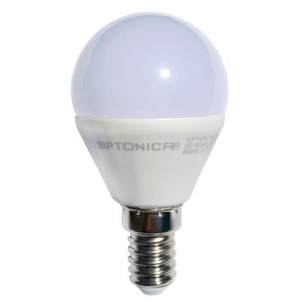 LED крушка Е14 P45 6W 4500K