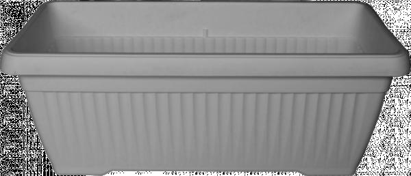 Сандъче Ребра, 60 см, бял