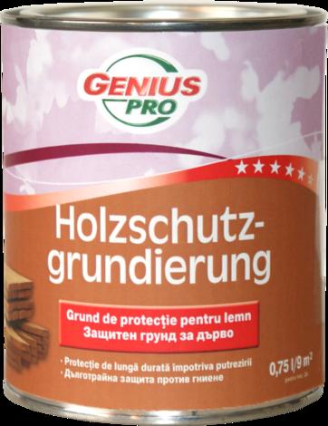 GP Holzgrund. wv 750ml farblos