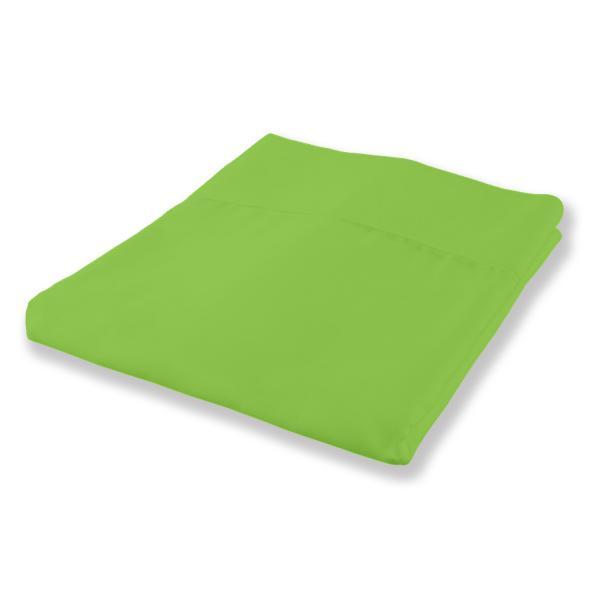 Долен чаршаф двоен 220/240 зелен