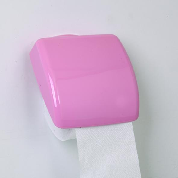 Поставка за тоалетна хартия с капак