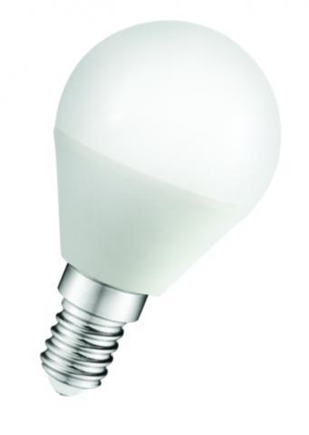 LED крушка  7W 220V E14 P45 мат 6500K