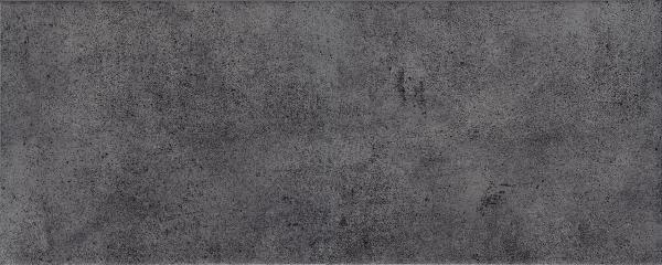 Фаянсова плочка Amsterdam graphite 20x50 см